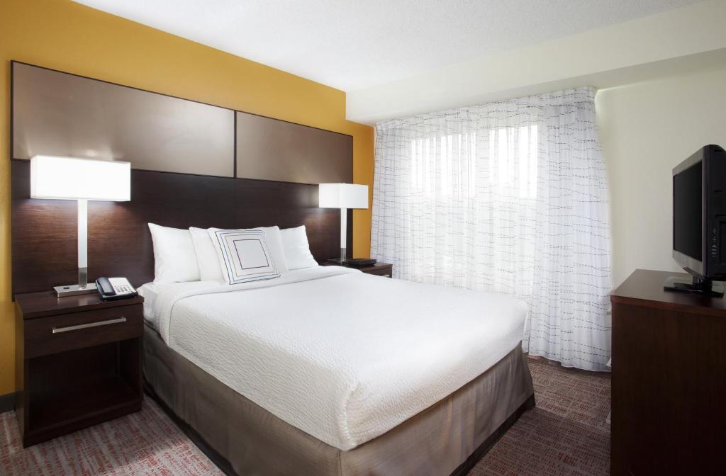 Residence Inn By Marriott Pittsburgh Airport Coraopolis