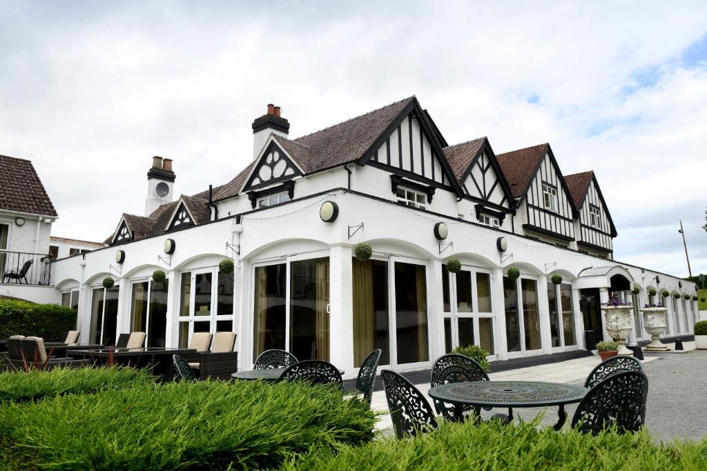 Buckatree Hall Hotel Shrewsbury