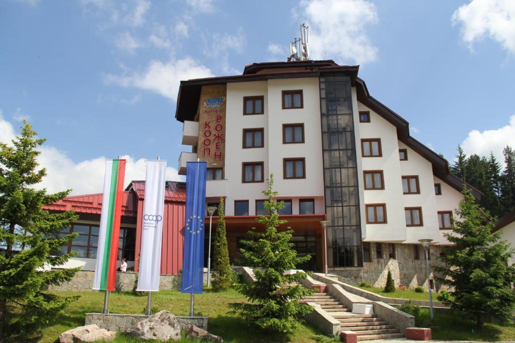 Хотел Кооп Рожен