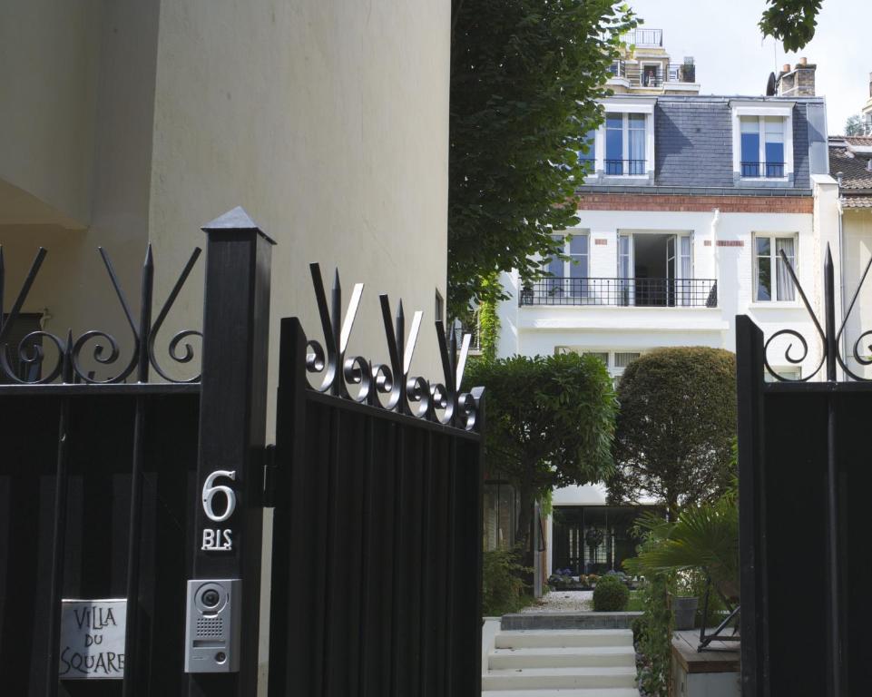 Villa du square luxury guest house boulogne billancourt book your hotel - 10 square du docteur blanche 75016 paris ...