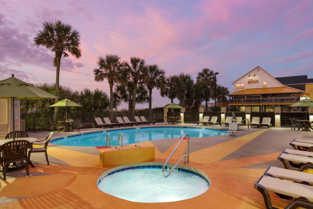 surfside beach oceanfront hotel myrtle beach book your. Black Bedroom Furniture Sets. Home Design Ideas