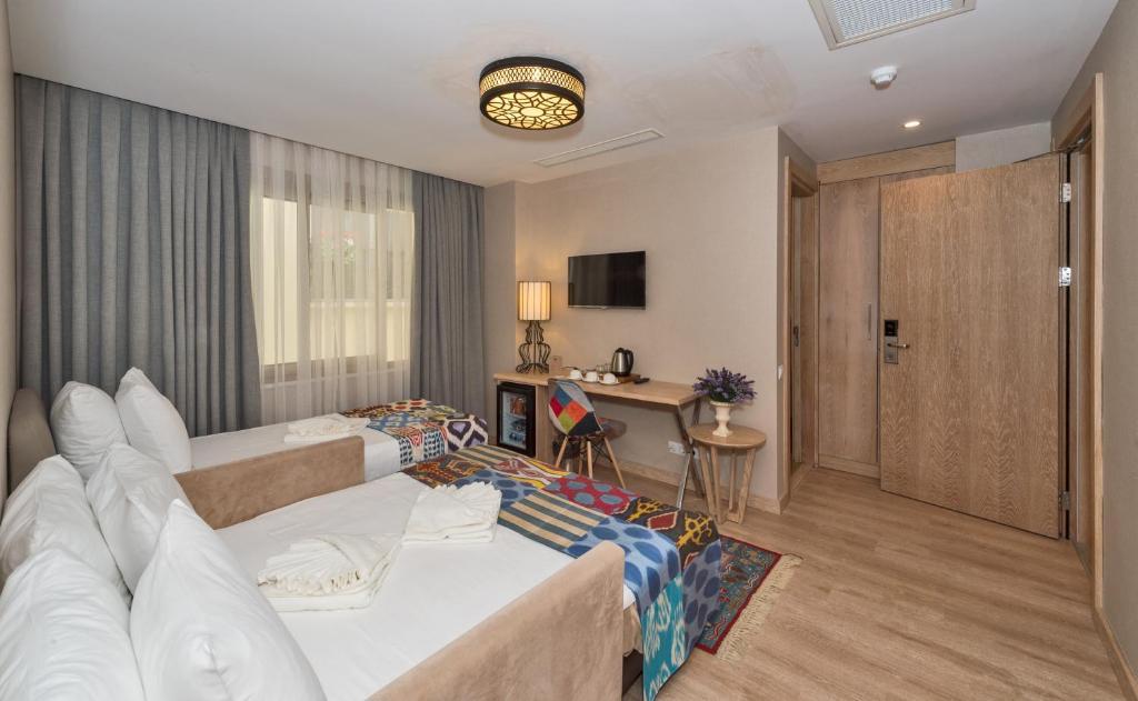 Aybar hotel istanbul informationen und buchungen for Aybar hotel