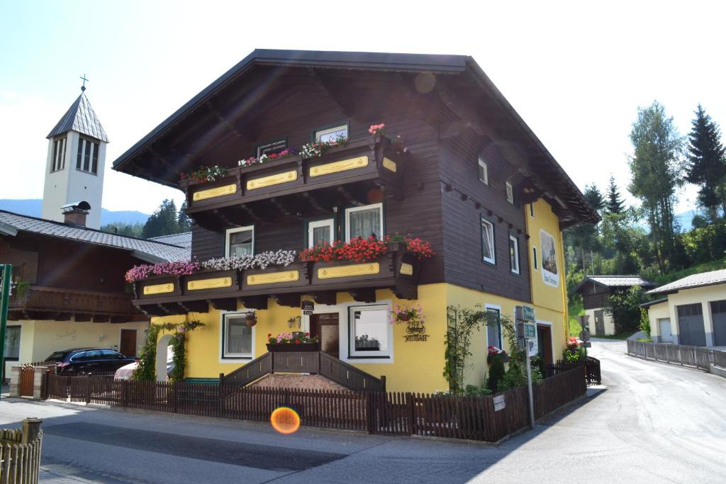 Hotel Pension Rohrmoser