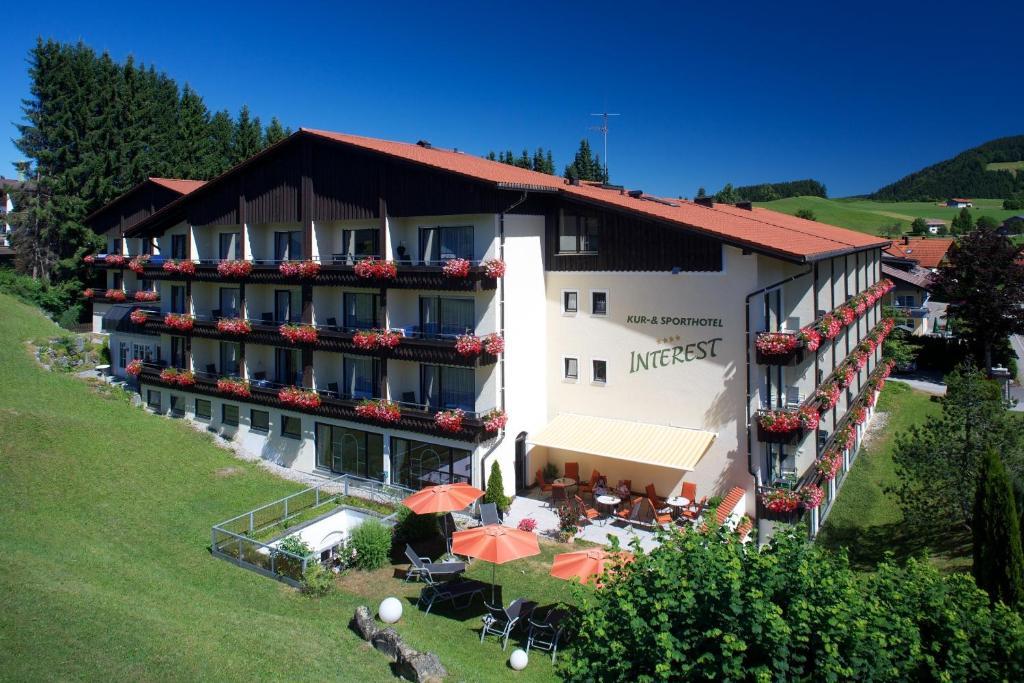 Kur und sporthotel interest oberstaufen book your for Oberstaufen hotel
