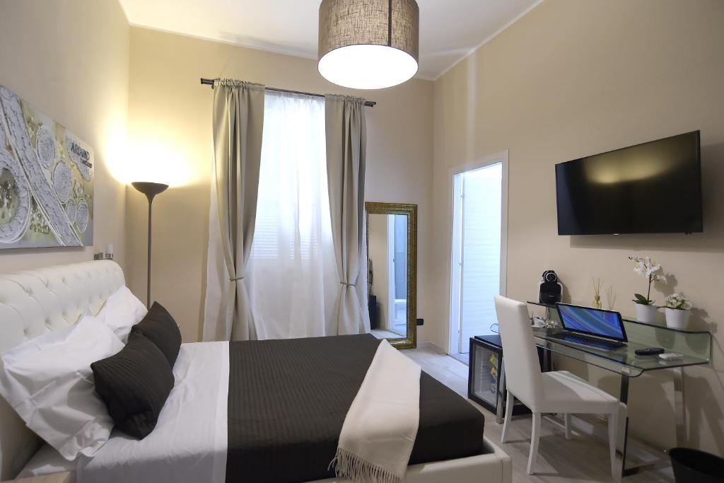 Town house 57 vatican city book your hotel with for Top design hotels rome