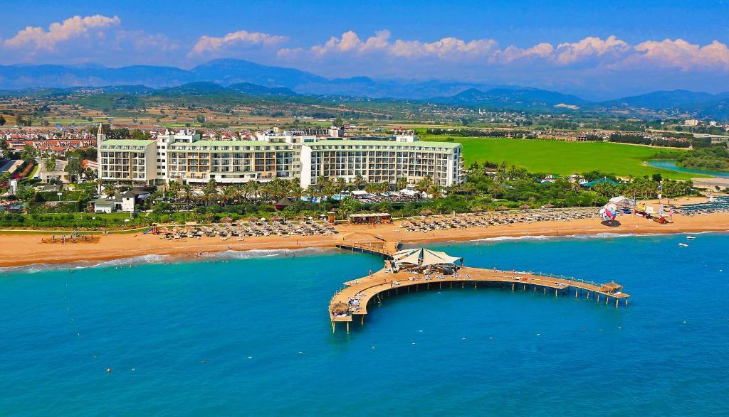 Uma vista aérea de Lyra Resort & Spa - Ultra All Inclusive