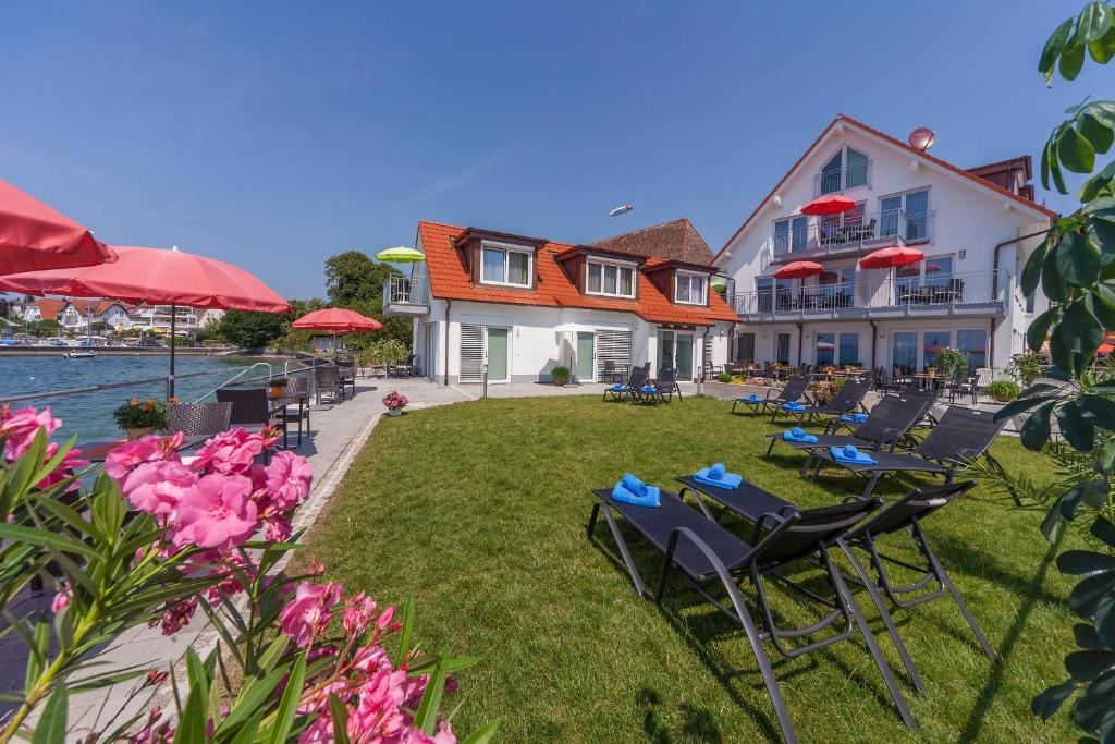 Seehotel belriva immenstaad am bodensee prenotazione for Seehotel immenstaad