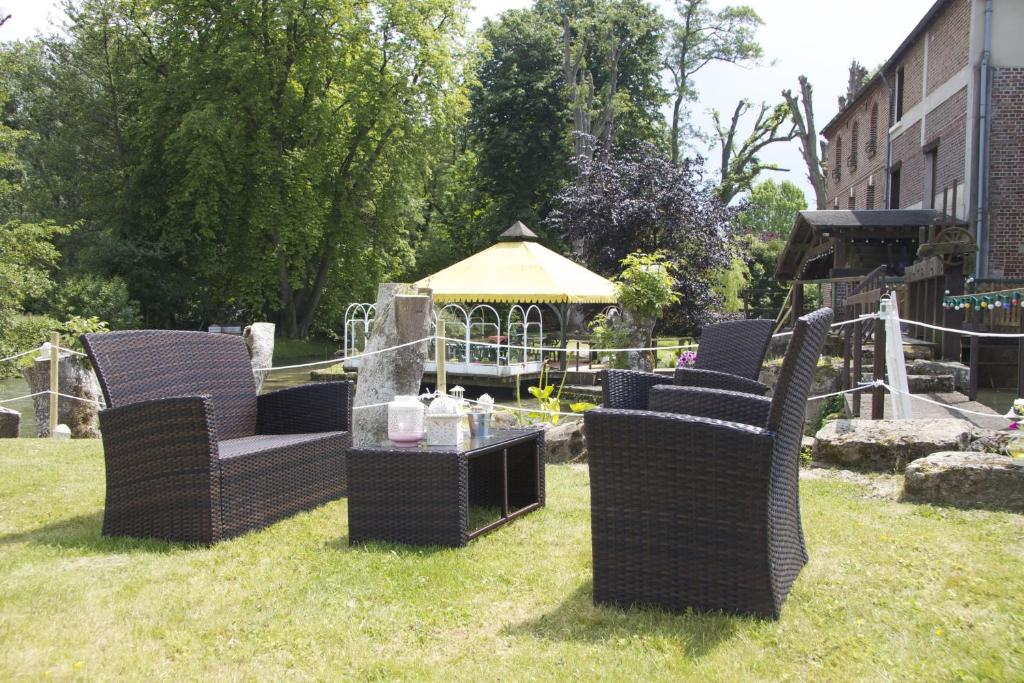logis moulin des forges cr vec ur le grand prenotazione on line viamichelin. Black Bedroom Furniture Sets. Home Design Ideas