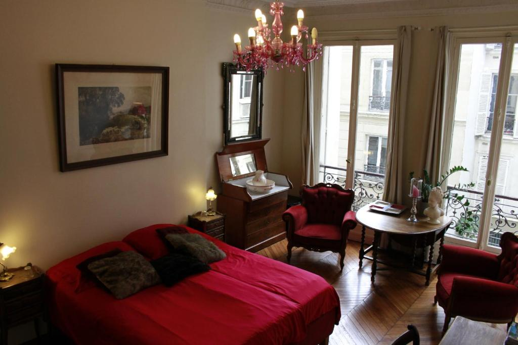 Chambres d 39 h tes a room in paris chambres d 39 h tes paris for Chambre d hotes paris