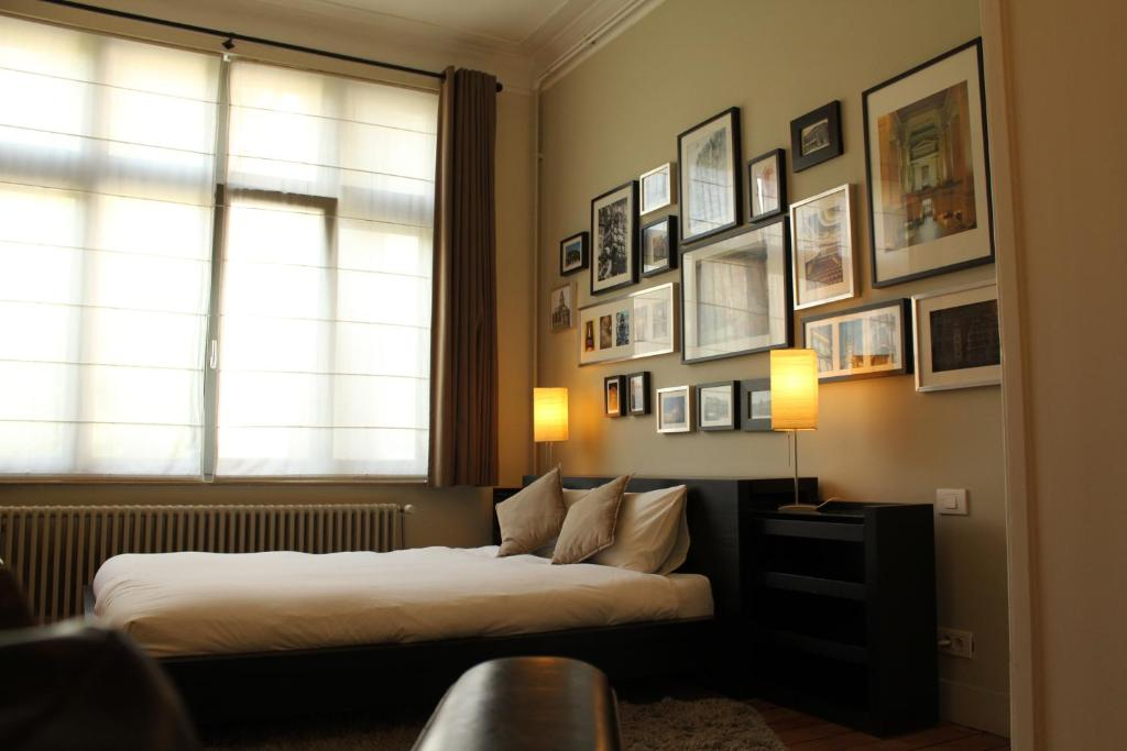 Chambre Pour Garcon Cars : Chambres dhôtes B&B Leopold II, Chambres dhôtes Bruxelles