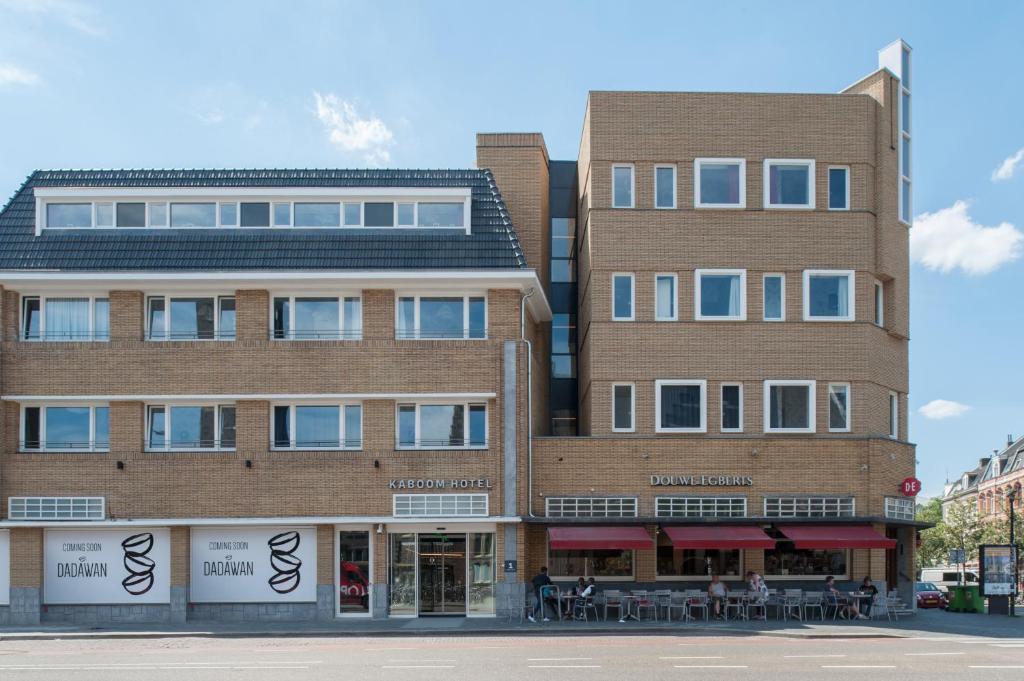 Kaboom maastricht maastricht informationen und for Designhotel maastricht