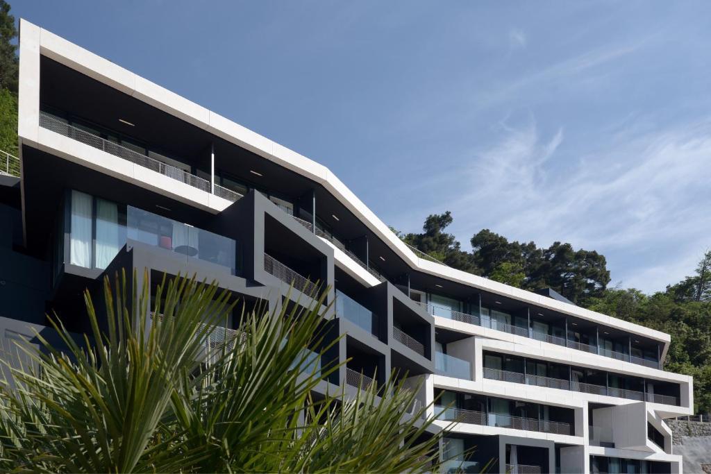 Design Hotel Navis Opatija Online Booking Viamichelin