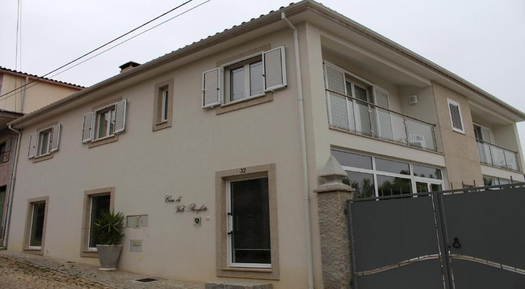 Casa de campo Casa de Vale Benfeito (Portugal Macedo de ...