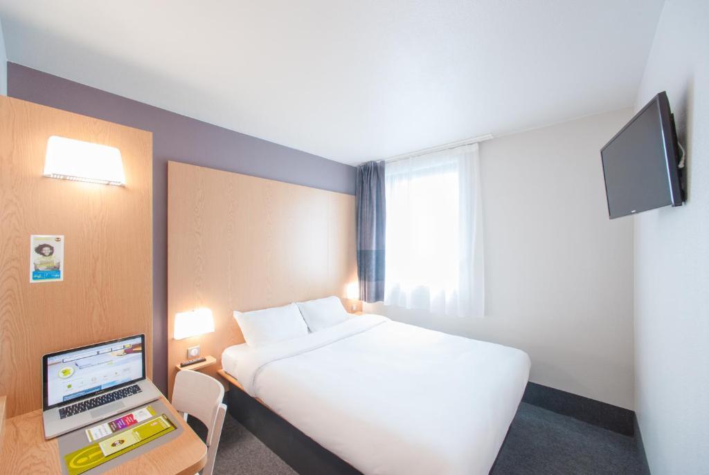 B b h tel niort marais poitevin r servation gratuite sur for Hotels niort