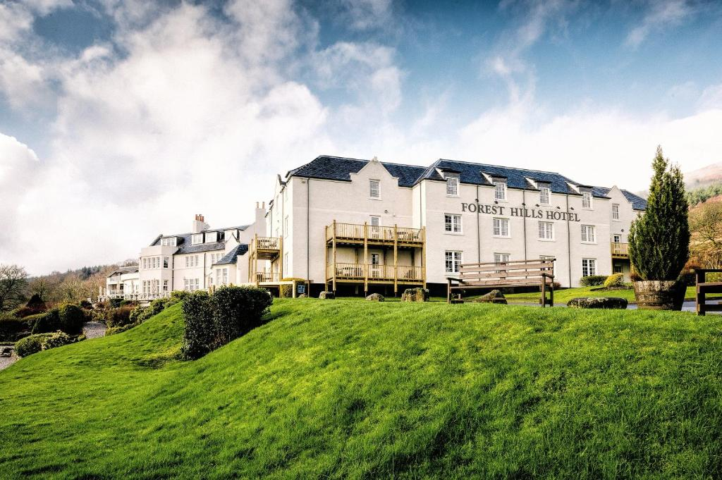 Macdonald Forest Hills Hotel Resort Stirling Book Your Hotel With Viamichelin
