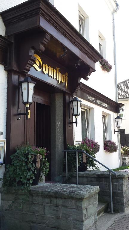 Hotel domhof soest prenotazione on line viamichelin for Deck 8 design hotel soest