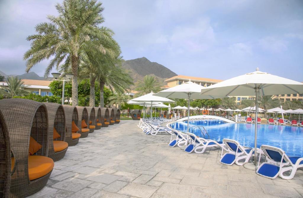 Fujairah Rotana Resort Al Aqah Beach Reviews
