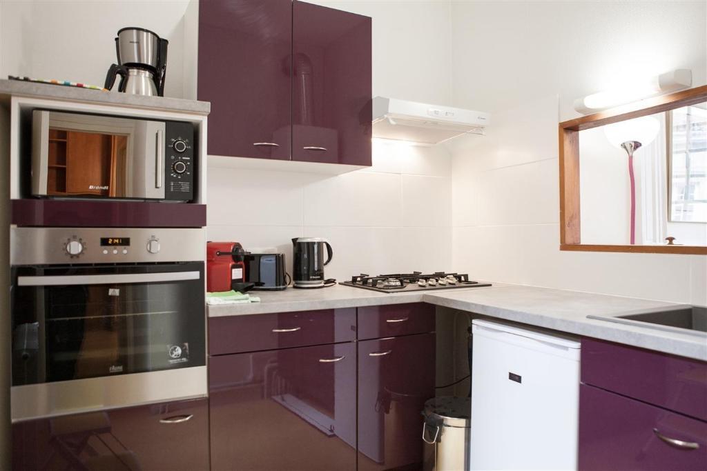 Appartement muguet locations de vacances bordeaux - Ustensiles de cuisine bordeaux ...