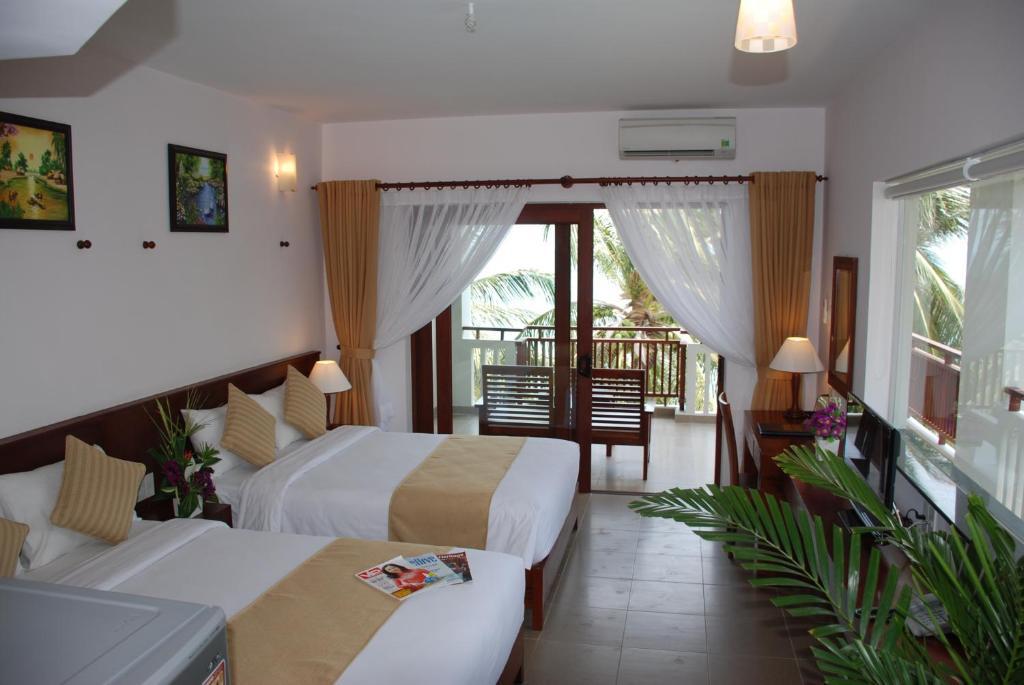 Suite giường cỡ King nhìn ra Biển