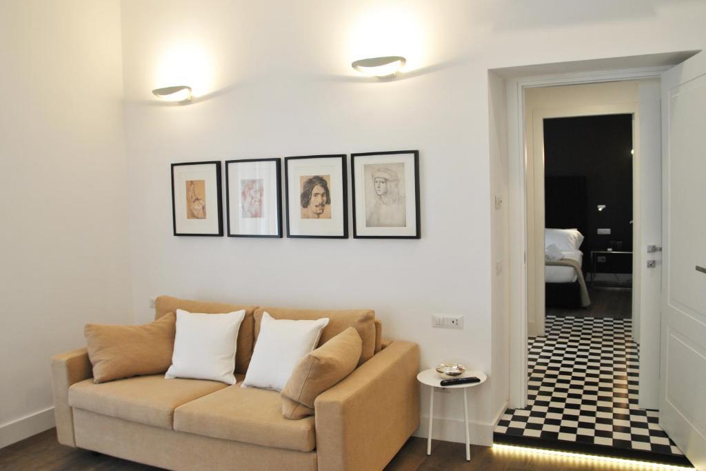 App leoncino design apartment in rome vatikanstadt for Apartment design rome