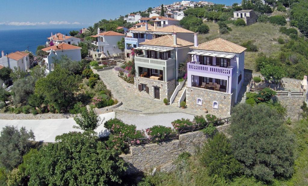 Old village al nnisos prenotazione on line viamichelin for Piani a pianta aperta