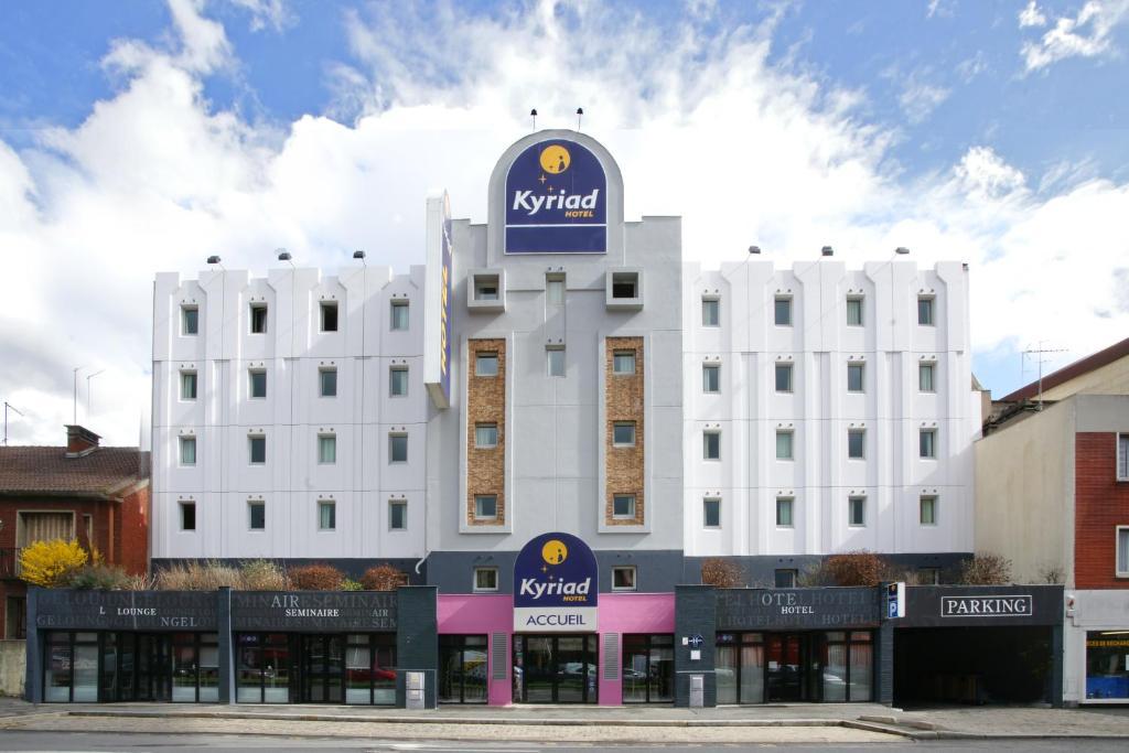 Hotel Kyriad Le Bourget Centre Parc Des Expositions