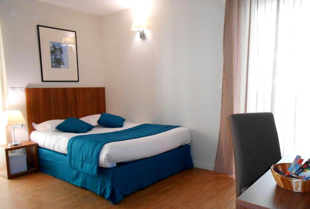 Appart Hotel Odalys Blamont Amiens
