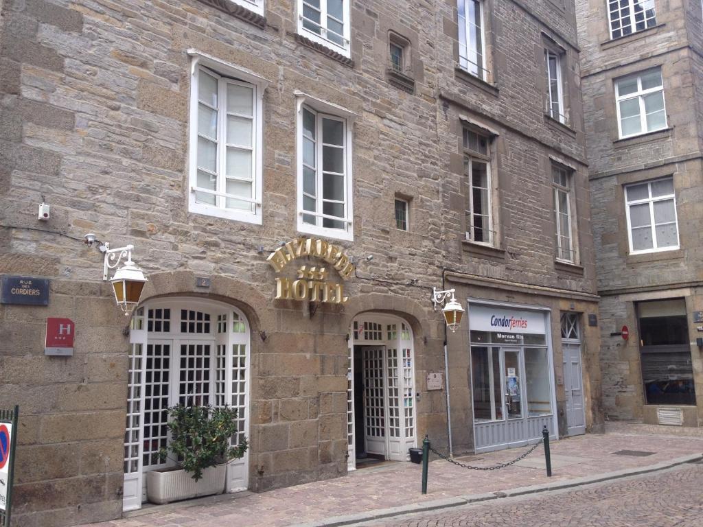 Hotel Elisabeth Saint Malo