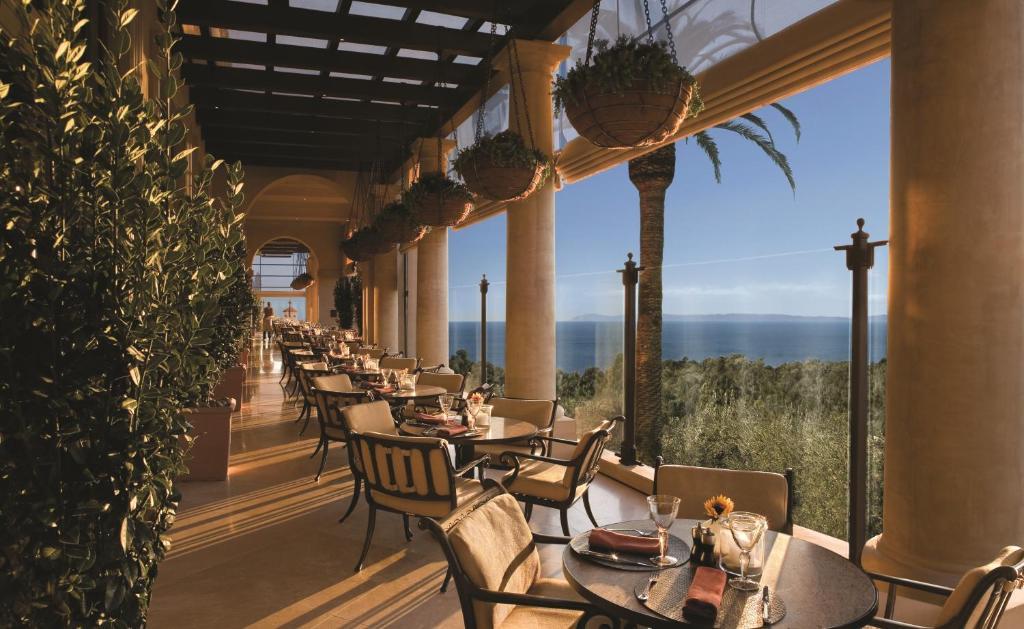 Pelican Hill Villas Restaurant