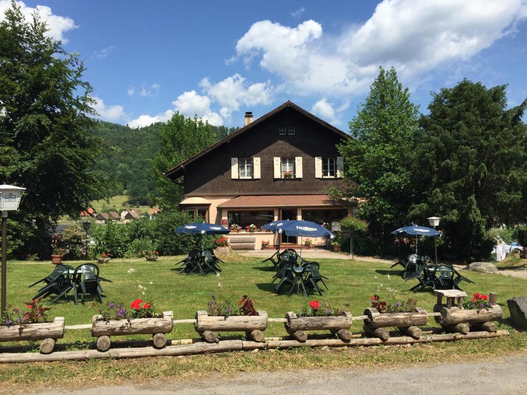 Hotel Restaurant Le Chalet Luttenbach