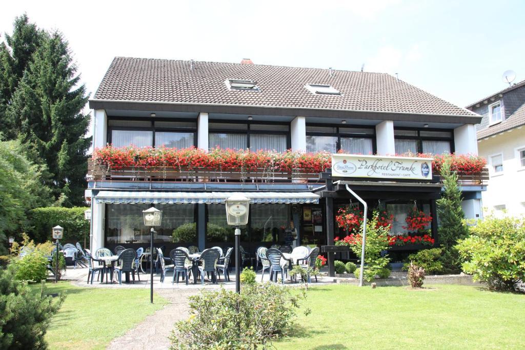 Parkhotel Framke Andernach Informationen Und Buchungen