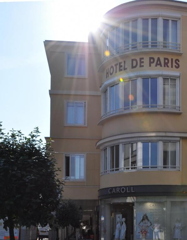 Best western hotel de paris laval reserva tu hotel con for Hotel best western paris