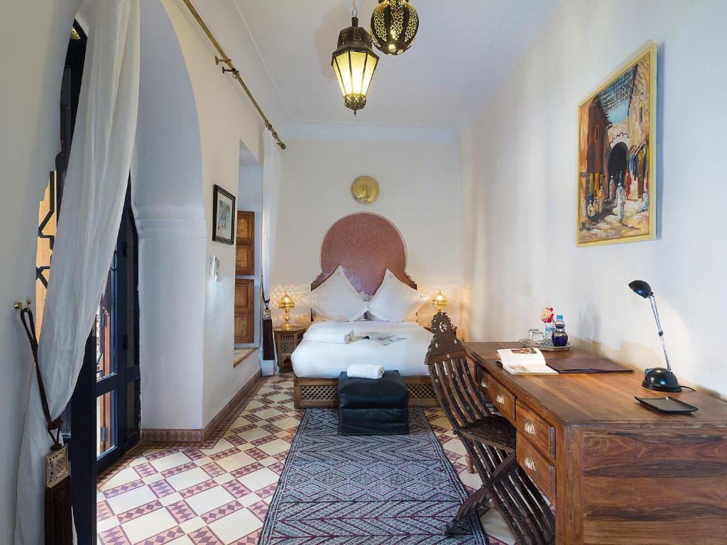 Riad soundouss chambres d 39 h tes marrakech for Chambre d hotes marrakech