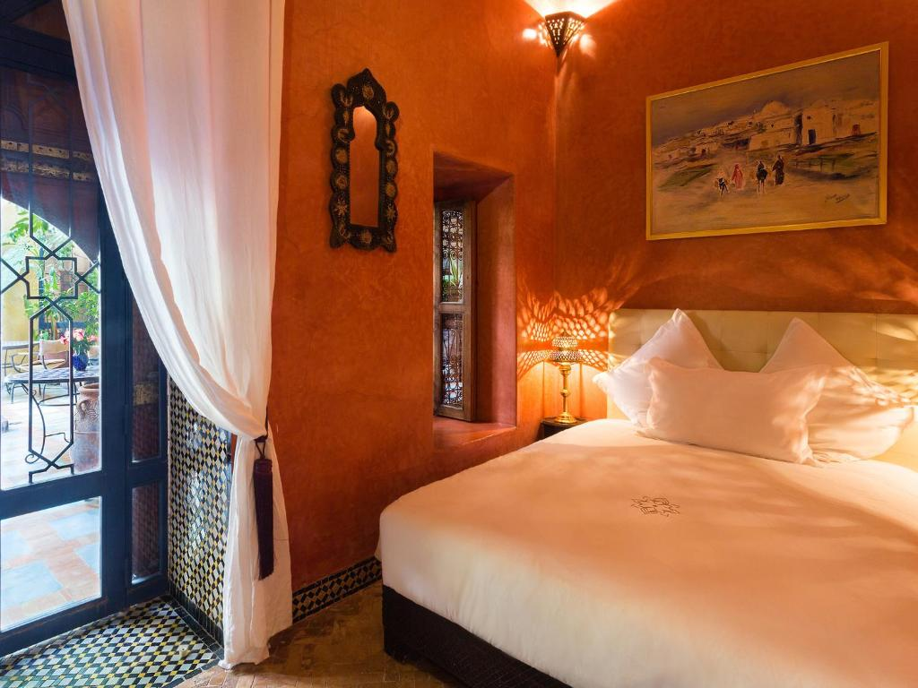 Riad soundouss chambres d 39 h tes marrakech for Chambre d hote marrakech