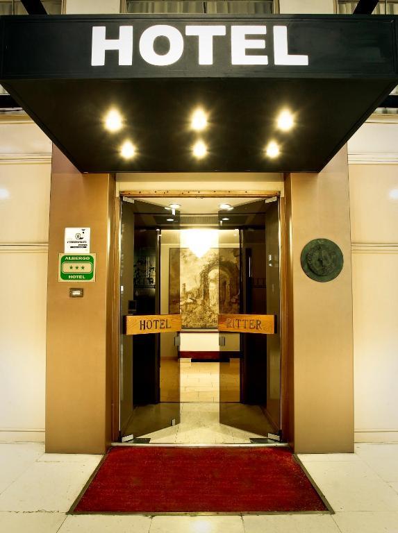 Hotel ritter milano prenotazione on line viamichelin for Hotel ritter milano