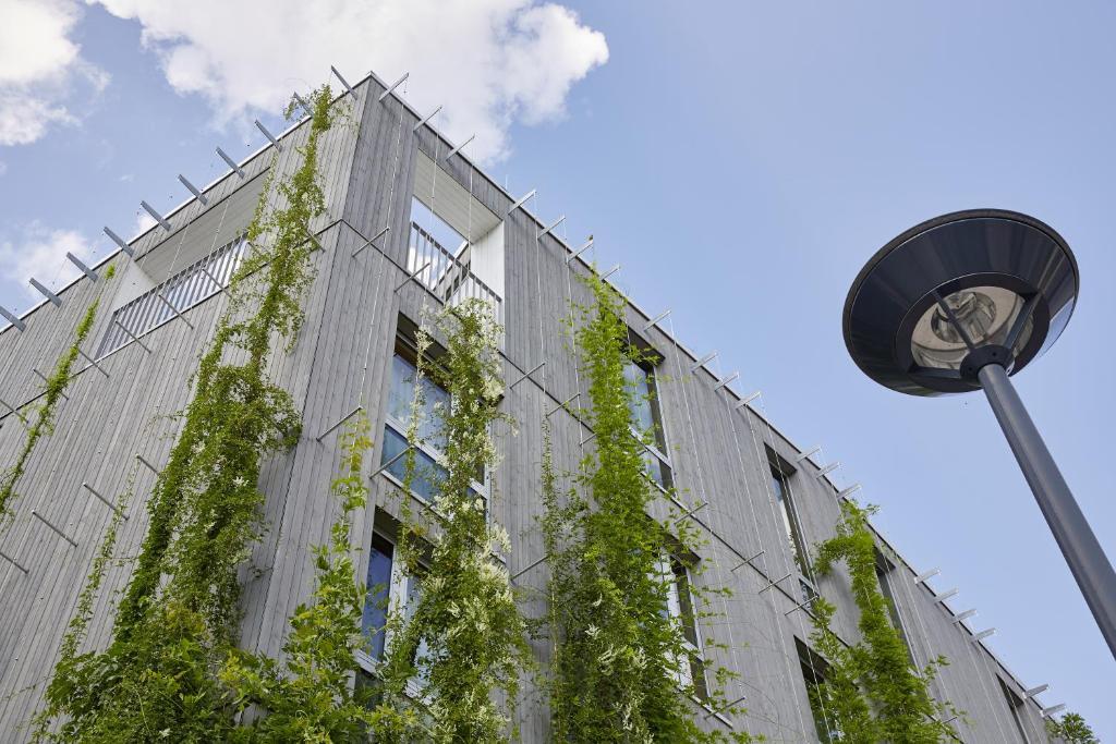 Green City Hotel Freiburg Homepage