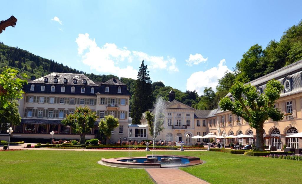 Hotel Furstenhof In Bad Bertrich