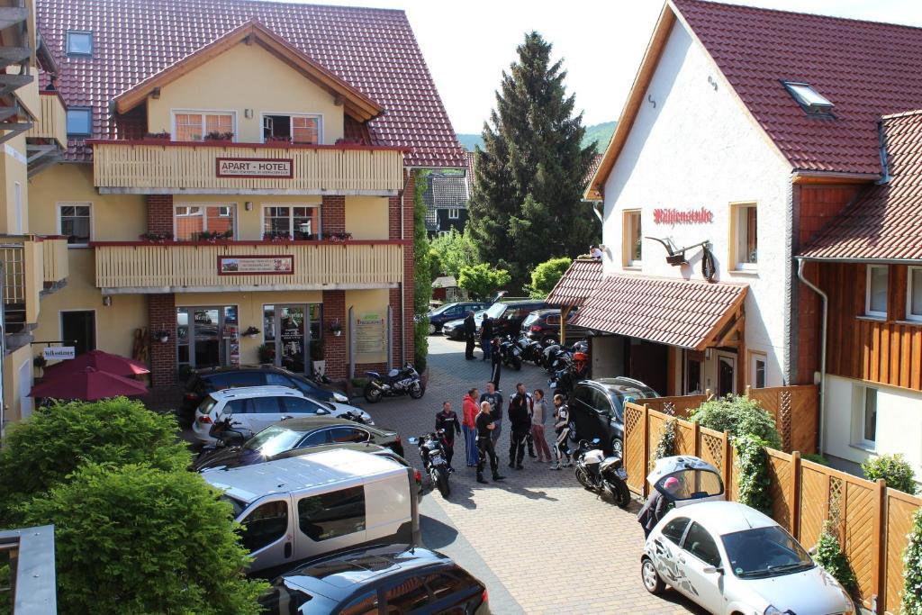 La Rustica Altstadt Hotel Unterengengasse   Wernigerode