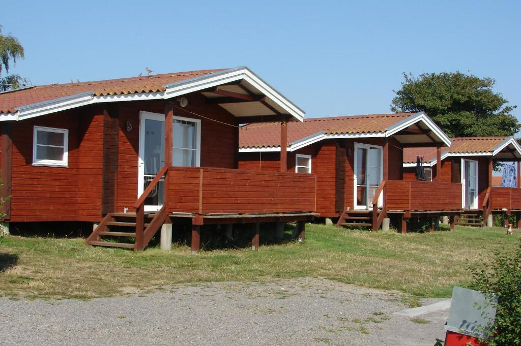 Sandkaas Family Camping Cottages R Nne Prenotazione