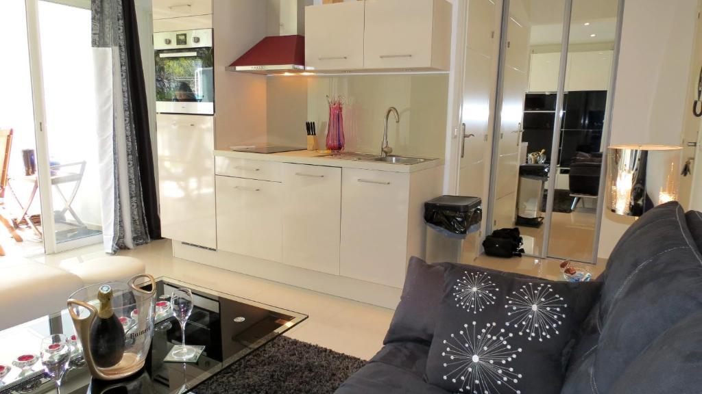 Appartement ideal rental locations de vacances cannes - Mini seche linge appartement ...