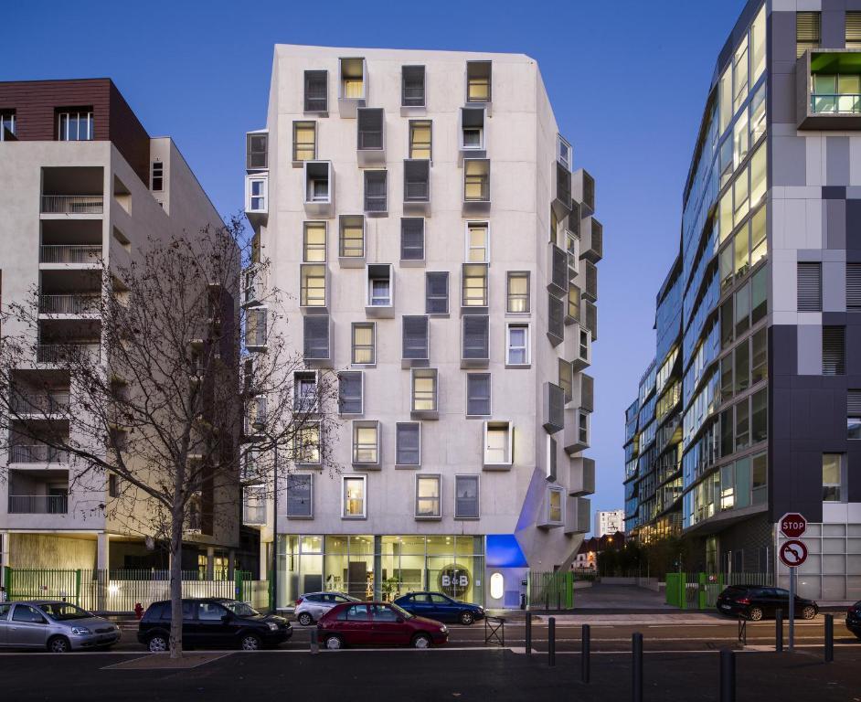 Hotel Rue De Ruffi Marseille