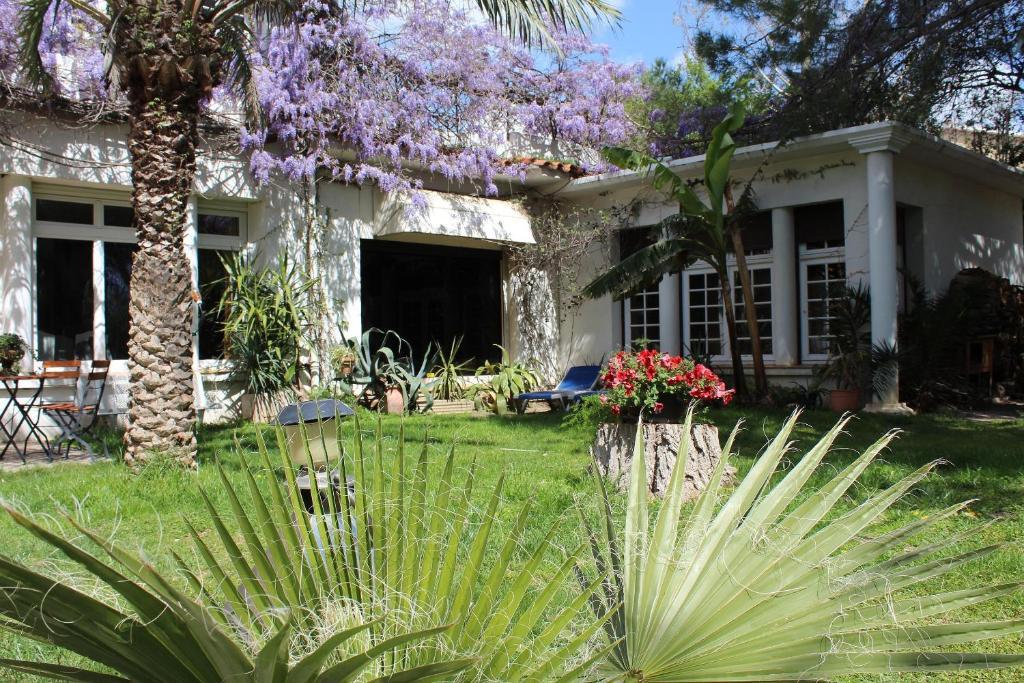 Chambres d 39 h tes domaine saint nicolas chambres d 39 h tes perpignan dans les pyr n es - Jardin romantique nuit perpignan ...