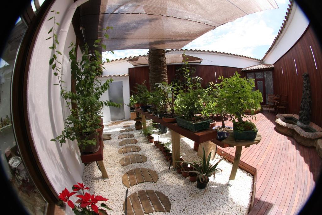 Casa rural arte y descanso almagro online booking - Hotel rural casa grande almagro ...