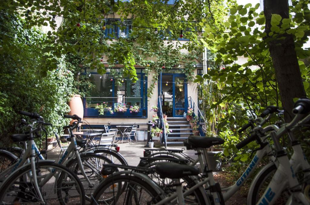 Solar Hotel Rue Boulard