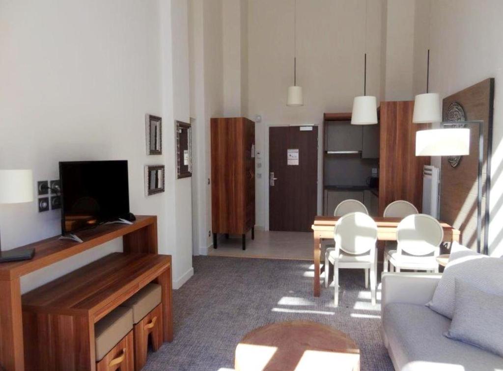 Appart 39 hotel odalys prestige eden les arcs for Les appart hotel