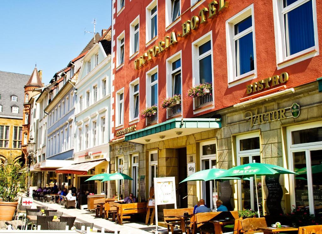 Victoria Hotel Minden Informationen Und Buchungen