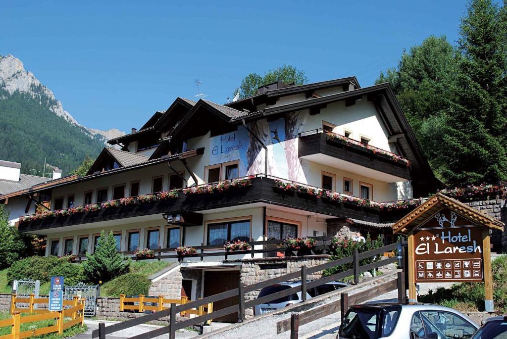 Hotel el laresh moena prenotazione on line viamichelin - Hotel moena piscina ...