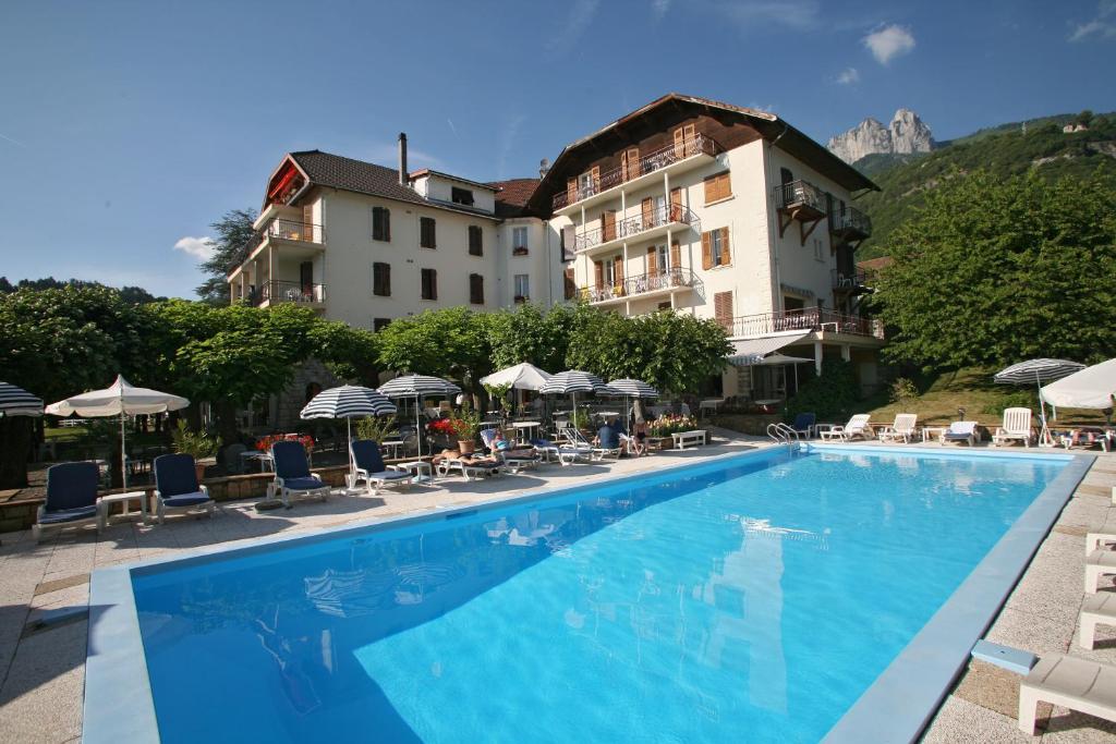 Hotel A Saint Jorioz