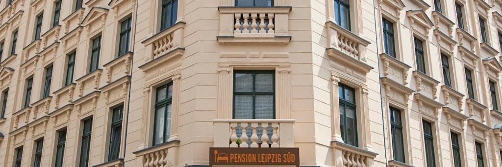Pension leipzig s d leipzig informationen und for Pension leipzig