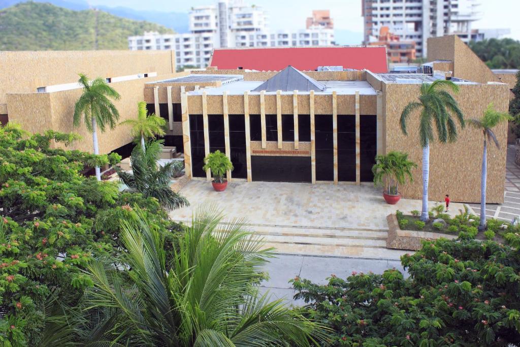 Estelar santamar hotel centro de convenciones for Central de reservation hotel